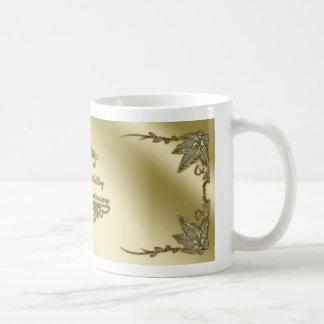 50. Hochzeits-Jahrestags-Tasse
