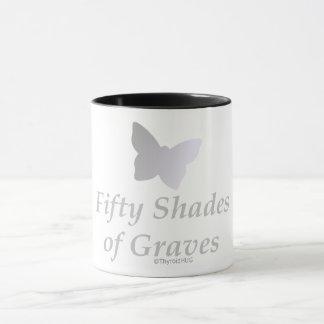 50 Schatten Grab-Tasse Tasse