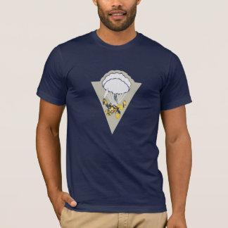 515th PIR Taschen-Flecken-T - Shirts