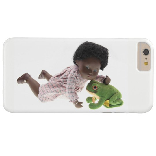 519 Sasha Cara Black  Baby Barely There iPhone 6 Plus Hülle