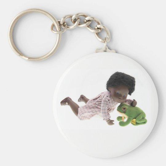 519 Sasha Cara Black  Baby Schlüsselanhänger