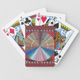51 Poker-Verein-Fan-Karten: Künstlerisches Spielkarten