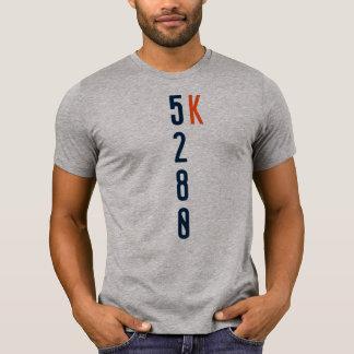 5280 5K laufender T - Shirt - Denver, Colorado