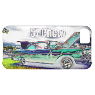 57 Chevy iPhone 5C Hülle