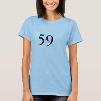 59. Geburtstag T-Shirt