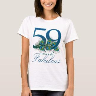 59. Geburtstags-Shirts T-Shirt