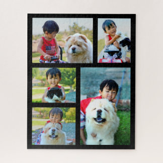 5 Foto-Riese kundengebundene Bild-Collage