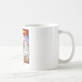 5 GOP-Finger-Marionetten Kaffeetasse