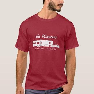 5. Rad RV-Silhouette-Grafik T-Shirt