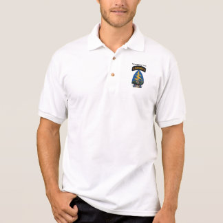 5. Vietnamkrieg des Kraft-grünen Barett-SFG SF Polo Shirt