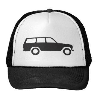 60 Reihen Toyota landen Kreuzer-Hut Retrokappe