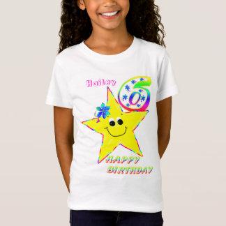 6. Geburtstags-smiley hat Shirt in der Hauptrolle