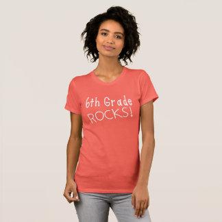 6. Grad schaukelt T-Shirt