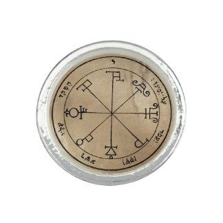 6. Pentagramm von Saturn Ring