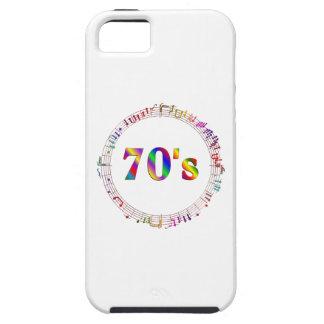 70er Musik Hülle Fürs iPhone 5