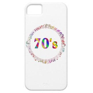 70er Musik iPhone 5 Case