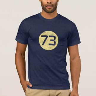 73 - Der perfekte Zahl-T - Shirt