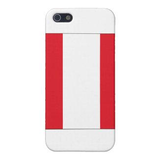 (7) Flagge des Signal-sieben Hülle Fürs iPhone 5