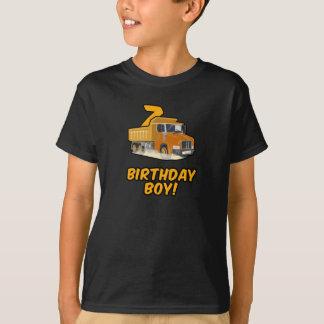 7. Geburtstags-Kipper-T-Shirt - Jungen-Shirts T-Shirt