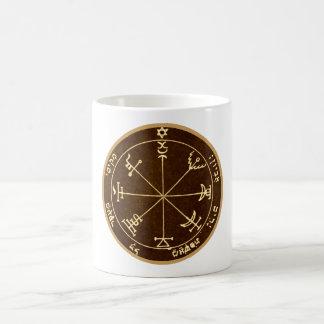 7. Pentagramm von Jupiter Kaffeetasse