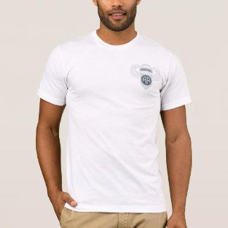 82. Im Flugzeug Abteilung vollständig T-Shirt