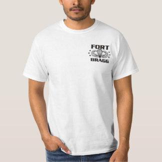 82. Im Flugzeug Abteilungs-Fort BraggParachutist T-Shirt