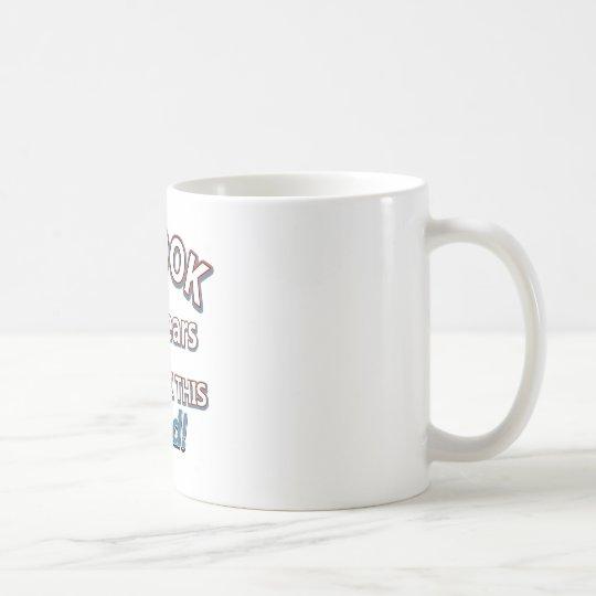 89. Jahrgeburtstagsentwürfe Kaffeetasse