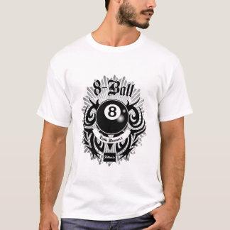 8 Ball-Tabellen-Läufer T-Shirt