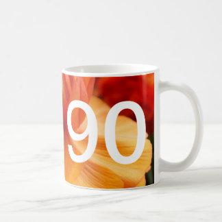 90. Geburtstag Kaffeetasse