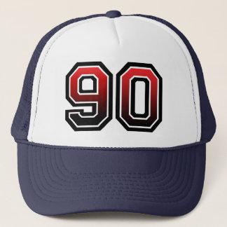 90. Geburtstag Truckerkappe