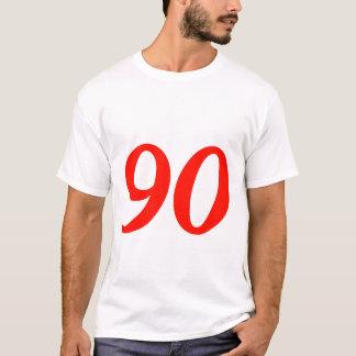 90. Geburtstags-Geschenke T-Shirt