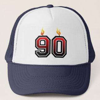 90. Geburtstags-Party Truckerkappe