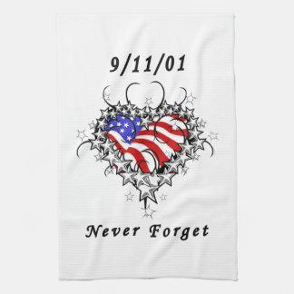 911 vergessen Sie nie Küchentuch