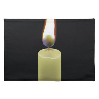 92Candle _rasterized Stofftischset