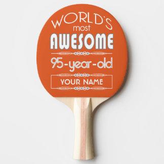 95. Geburtstags-Weltbeste fabelhafte Tischtennis Schläger