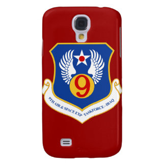 9. Luft u. Raum Exped Task Force der IRAK Galaxy S4 Hülle