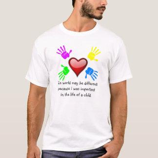 A0001. Ich unterschied bezüglich des Life.Shirt.3 T-Shirt