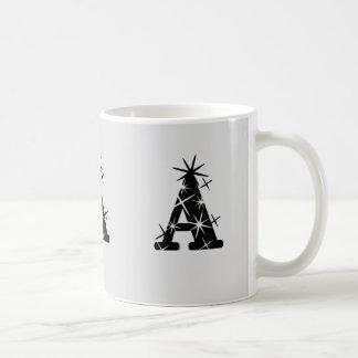 """""""A-"""" Anfangsschale Kaffeetasse"""