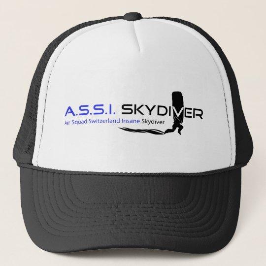 A.S.S.I. Skydiver Cap Truckerkappe
