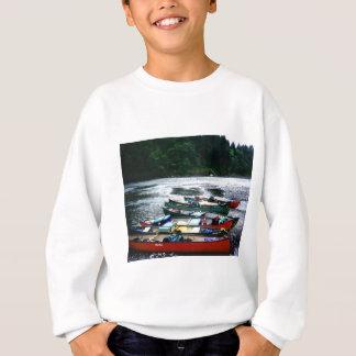 Aal-Fluss, Kalifornien Sweatshirt
