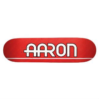 Aaron Personalisierte Decks