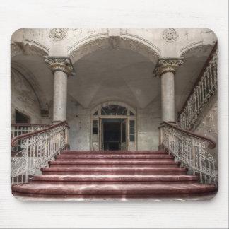 Abandoned Places Lost Place Mauspad Treppe Beelitz