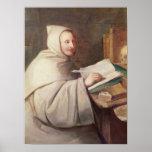 Abbot Armand-Jean le Bouthillier De Rance Posters