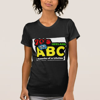 ABC-70er Irland-Radio T-Shirts