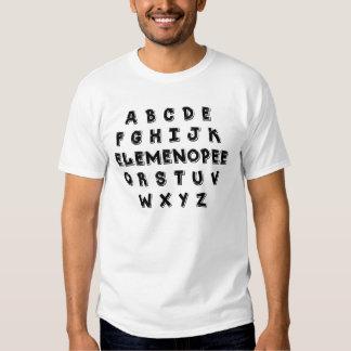 ABC-Shirt Hemden