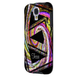 Abdeckung Galaxie s4 Tessa Samsung Galaxy S4 Hülle