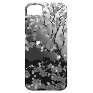 Abdeckung Schwarzweiss-Iphone iPhone 5 Schutzhüllen