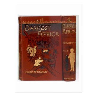 Abdeckung von 'in dunkelstem Afrika: oder die Postkarte
