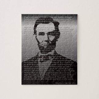 Abe Lincoln Gettysburg Adresse