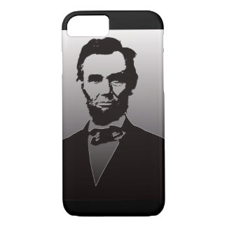 Abe Lincoln Porträt iPhone 7 Fall iPhone 7 Hülle